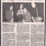 El tango con buenas ondas (La Nación 1993)