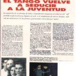 El tango vuelve a seducir a la juventud (Humor-1993)