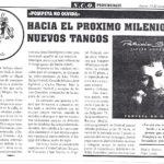 Hacia el próximo milenio con nuevos tangos (NCO Provinciales)