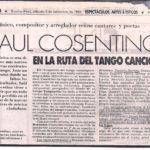 Saúl Cosentino (Clarín 1994)