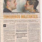 TANGUEROS MILITANTES (Clarín -2)