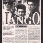 Tango joven (Michel Peironel)