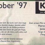 Programa KalkScheune (Berín 1997)