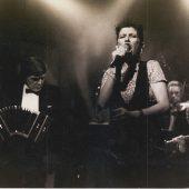 Con Osvaldo Piro y su Noneto (1995)